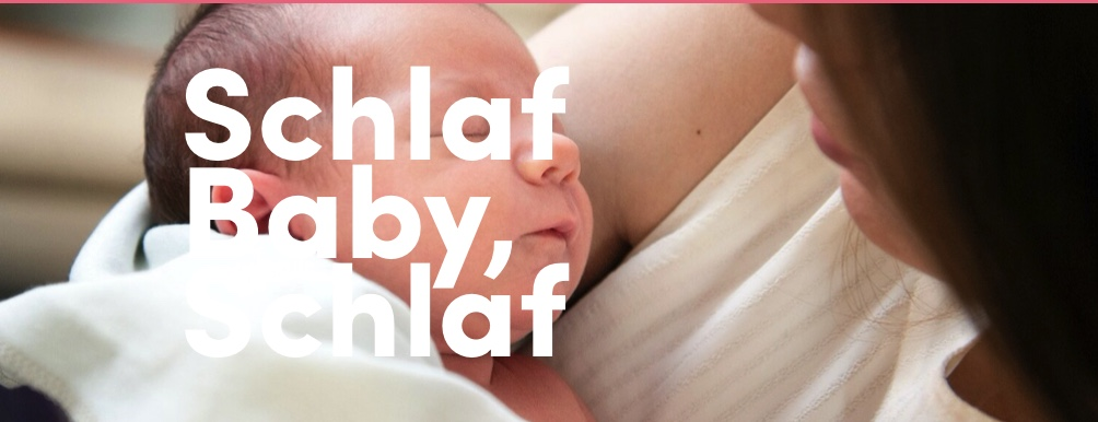 Online Workshop: Schlaf Baby, Schlaf am 13.7.2020